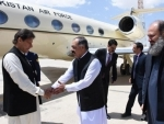 Pakistan: Imran Khan reaches Quetta, meets members of Hazara community