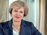 UK's outgoing PM announces new government body to tackle social injustice