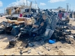 Al Shabab takes responsibility for Mogadishu blast