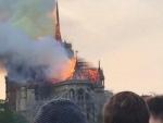 UN chief 'horrified' as Notre Dame burns