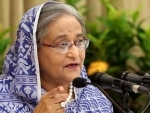 Bangladesh PM completes Azerbaijan tour, returning home