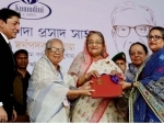 Bangladesh PM Sheikh Hasina condemns Christchurch mosques attacks