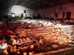 South Africa: 13 killed as church wall collapses during Easter service