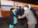 On first overseas visit after Balakot strike, Sushma Swaraj holds talks with Chinese counterpart