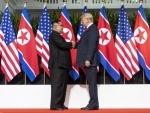 Donald Trump reaches Vietnam for meeting with Kim Jong Un