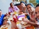 Hours after having Easter breakfast, Sri Lankan celeb chef Nisanga Mayadunne killed in blast