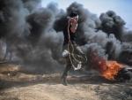 Gaza militants shoot down Israeli army drone: sources