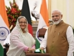 Bilateral relations between India and Bangladesh reached a special height: Sheikh Hasina