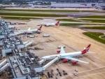UK: Heathrow Airport stops departures for drone sighting