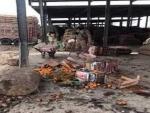 Pakistan: Blast hits market in Quetta, kills eight