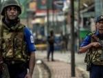 Sri Lanka blasts: Two gunmen killed, 13 more bodies discovered