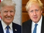 Trump says Boris Johnson would be an 'excellent' choice for UK's Next PM