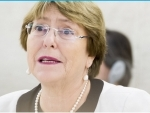 Without tackling 'gross inequalities' major issues will go unsolved, warns UN rights chief Bachelet
