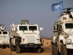Ten UN peacekeepers killed in a terrorist attack in northern Mali
