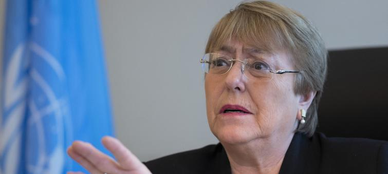 UN rights chief Bachelet appeals for dialogue in Sudan amid reports '70 killed' in demonstrations