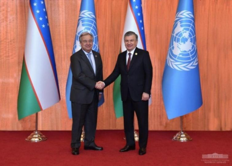 Uzbekistan and UN continue to expand cooperation