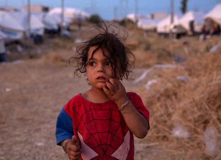 Nearly 180,000 displaced by northeast Syria fighting as needs multiply: UN refugee agency