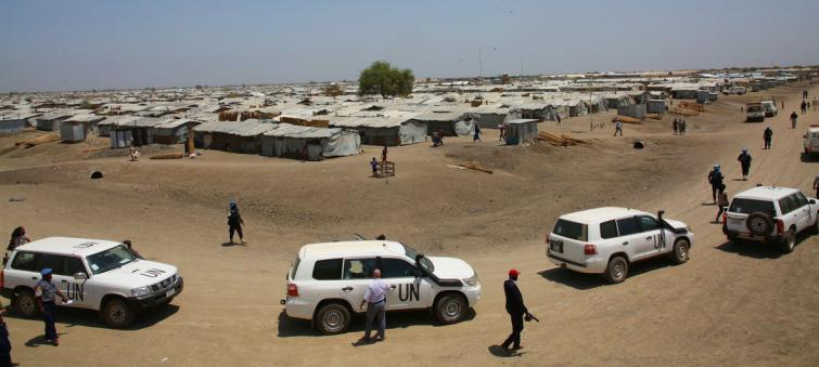 UN Mission, community leaders, condemn South Sudan violence which left two dead at camp