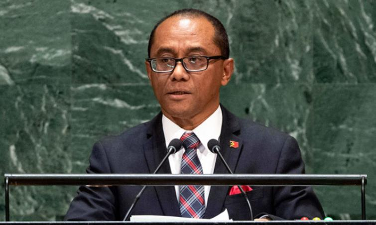 Timor-Leste Foreign Minister highlights value of UN in resolving conflicts