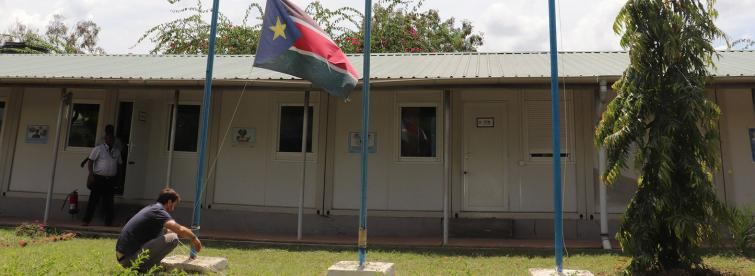UN migration agency appeals to South Sudan group to free volunteer worker and child