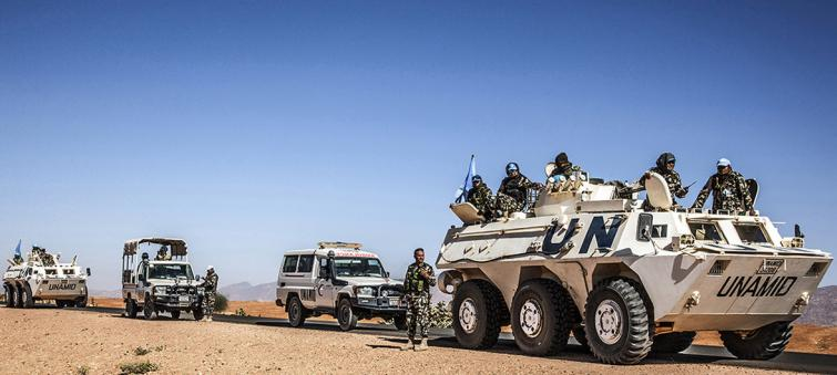 Sudan: New political transition, bolstered by peacebuilding, could bring long-term stability to Darfur, Security Council told