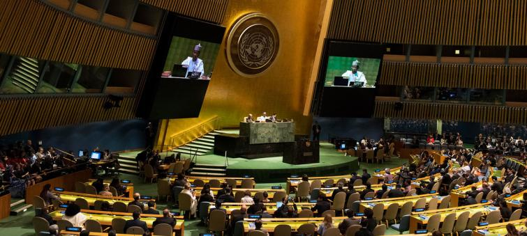 New General Assembly President brings 'valuable insights' into key UN challenges
