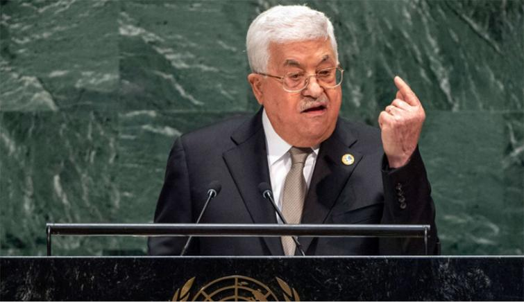At UN, Abbas rejects Israeli 'arrogance', vows to terminate all agreements if Palestinian territory is annexed