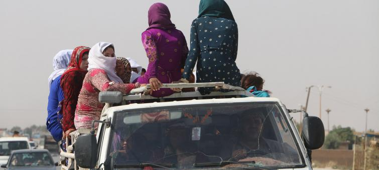 Security Council: UN welcomes efforts to de-escalate crisis in northeast Syria