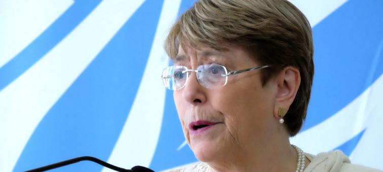 UN rights chief calls for dialogue to prevent conflict, ease social unrest in Ecuador