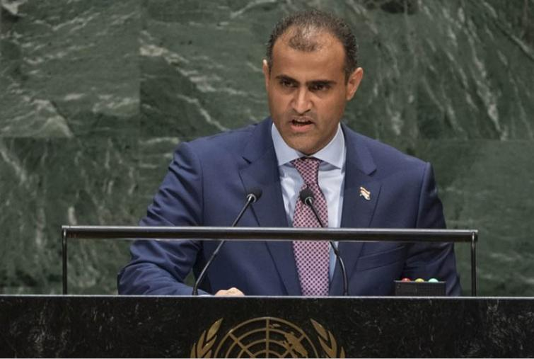 At UN, Yemen Foreign Minister demands end to 'Iranian-Houthi coup d'etat'