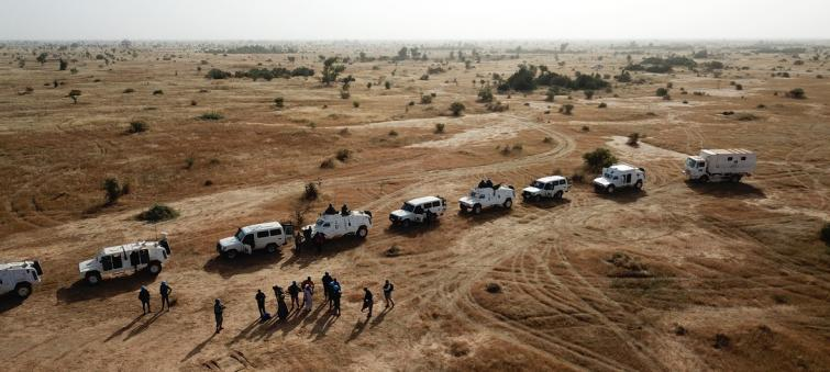 UN chief urges scaled up response for peace, across troubled Sahel's region