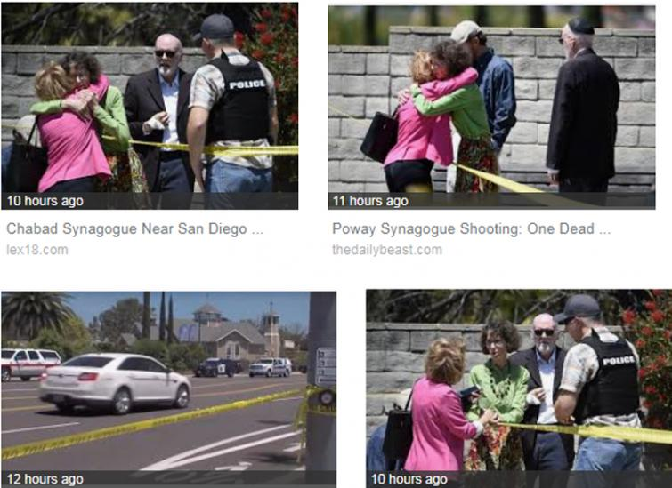 Shooting at synagogue near San Diego leaves one person dead, regarded as hate crime : Mayor