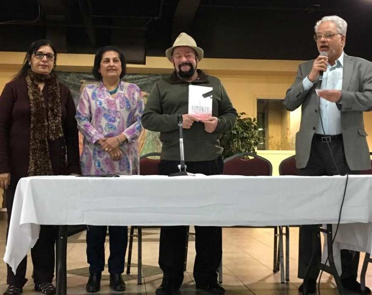 Canada: Hindus embrace Jewish writer's research