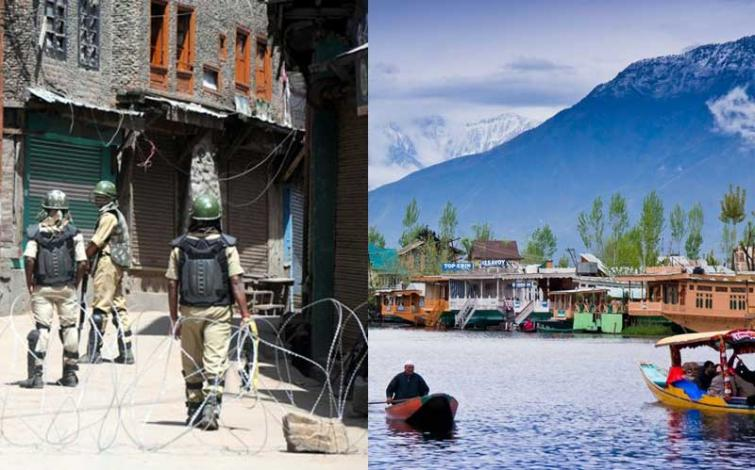 US 'advices' citizens not to visit Kashmir