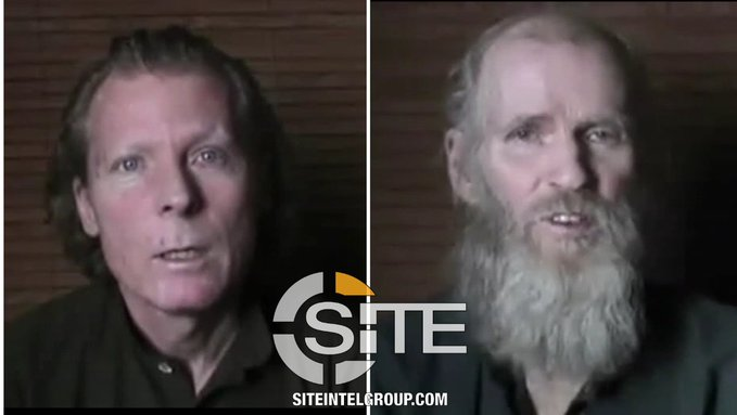 Afghanistan: Taliban frees two Western hostages