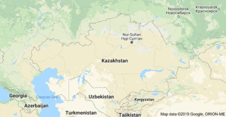 Eight cars of freight train derailed in Kazakhstan