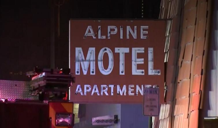 Las Vegas: Six killed in apartment fire, 13 injured