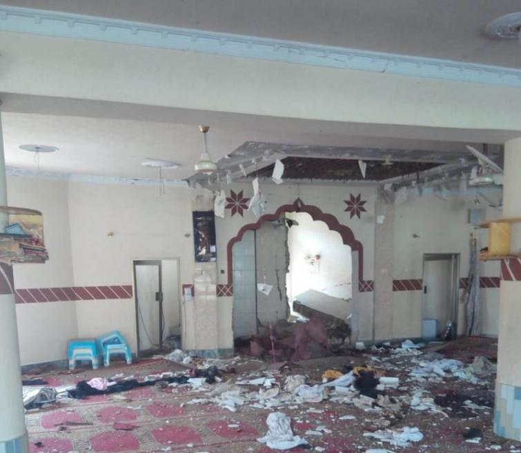 Quetta blast claims four lives including brother of Afghan Taliban leader