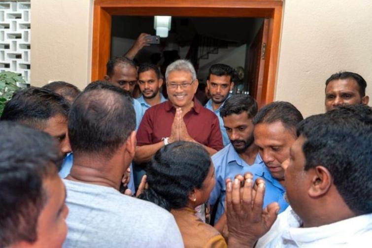 Sri Lanka elects ex-Defence Chief Gotabaya Rajapaksa as its 7th President; swearing-in tomorrow