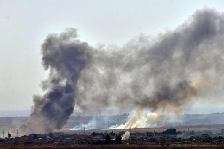 US House of Representatives passes bill sanctioning Turkey over Syria