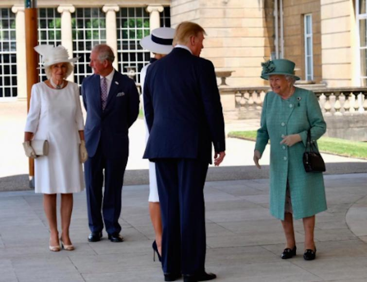 US President Trump arrives in UK for state visit to boost bilateral ties