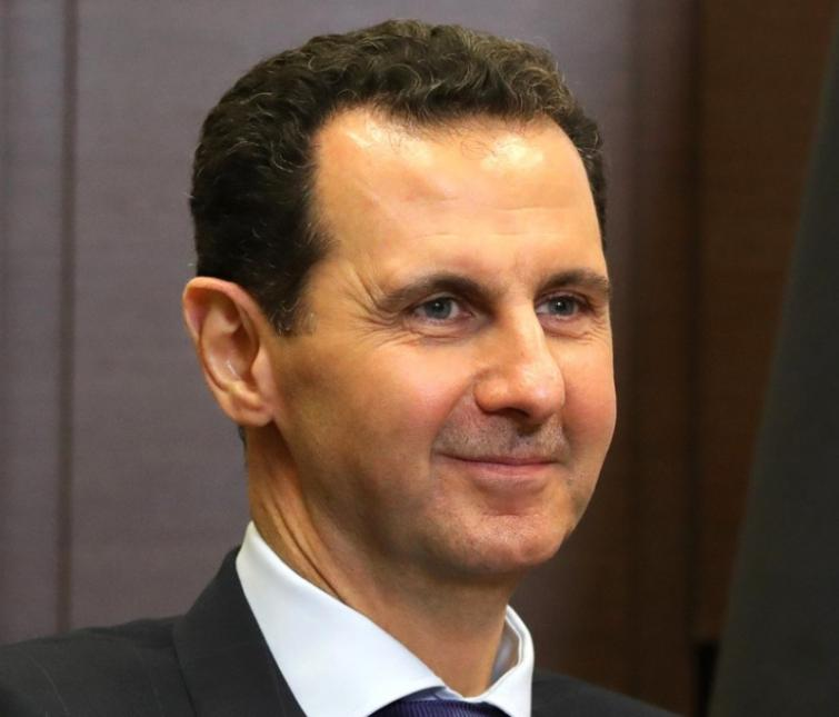Assad warns of war if political means fail to secure Turkey's pullout from N Syria