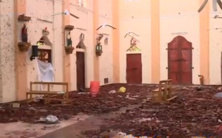 Sri Lanka: Explosion in a town near Colombo, no casualties