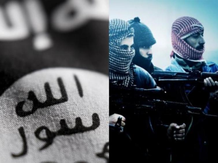 ISIS group member arrested from Afghanistan