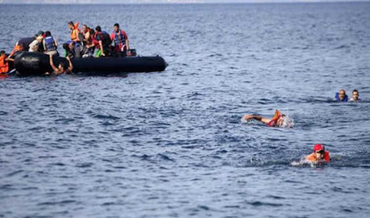 Migratory situation: Eastern Mediterranean accounts for most arrivals