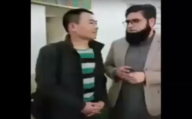Leader of Imran Khan's PTI converts Chinese man to Islam
