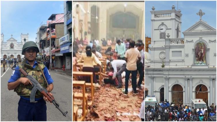 Sri Lanka: 'All blast suspects killed or arrested'