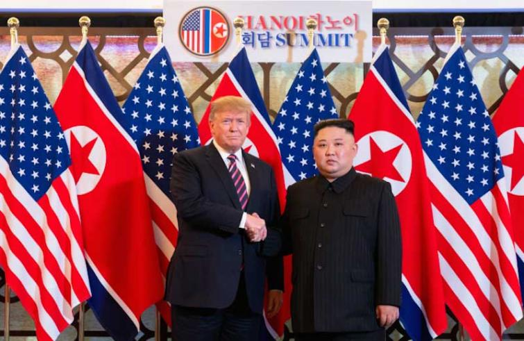 US imposes new N. Korea sanctions on two Chinese-based shipping firms : Treasury Department