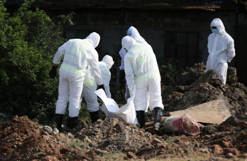 Coronavirus: Bangladesh registers 15 more deaths, toll reaches 5,818