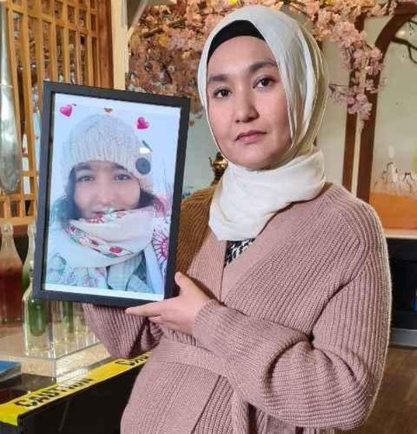 China: Uyghur woman resent to Xinjiang camp after sister tweets about her plight from Sweden